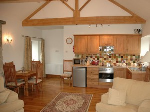 The Hayloft Cottage at Topley Head Farm Cottages